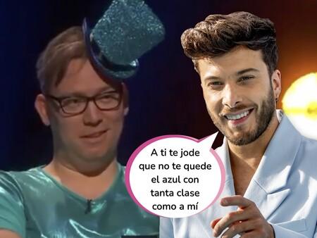 La bochornosa crítica de la televisión noruega sobre Blas Cantó en Eurovisión 2021: se mofan del homenaje a su abuela y su padre, fallecidos por la COVID