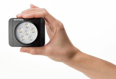 Manfrotto ha lanzado tres lámparas LED de iluminación continua que podemos llevar siempre encima