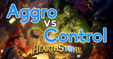 ¿Aggro o control? El eterno debate en Hearthstone