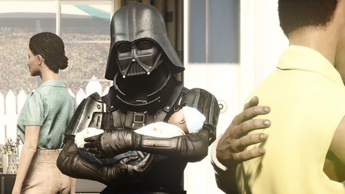 Los mejores mods de Star Wars para Fallout 4