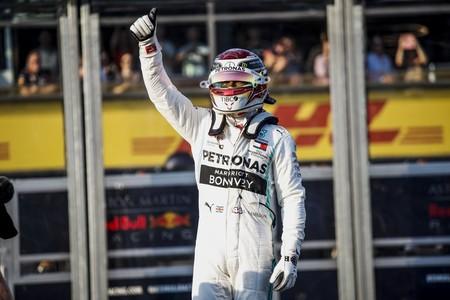 Lewis Hamilton Barien