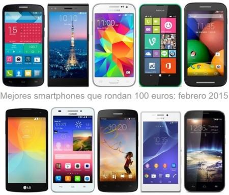 Los mejores smartphones libres que rondan los 100 euros y comparativa de precios con los operadores