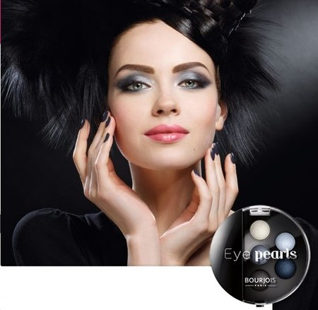 Eye Pearls, cuatro nuevos quintetos de sombras de Bourjois