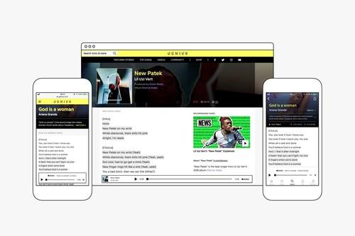 Apple se alía con Genius, a partir de ahora las canciones de Apple Music contarán con las letras del servicio
