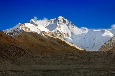 Monte Qomolangma, la reserva natural a mayor altitud del mundo