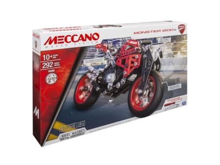 Ducati Monster 1200 S Meccano