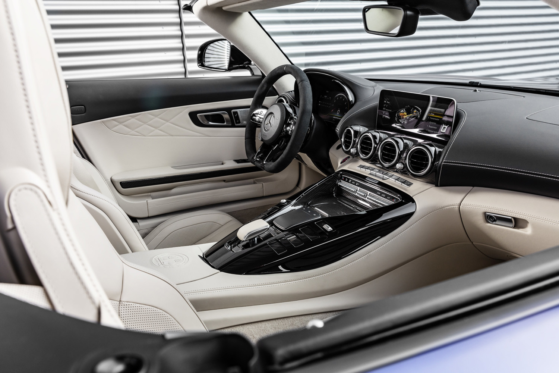 Foto de Mercedes-AMG GT R Roadster (23/29)