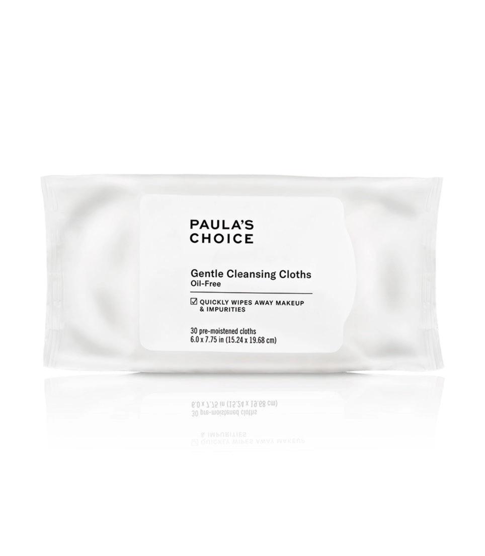 Toallitas limpiadoras suaves de Paula's Choice