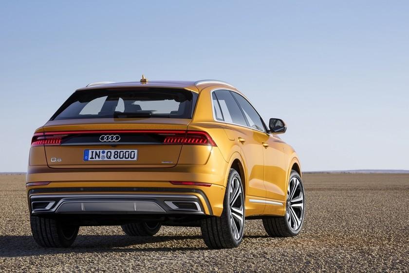 Audi q8 precio