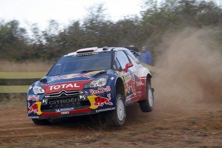 Rally de Catalunya 2011: Sébastien Loeb más líder tras los problemas de sus rivales