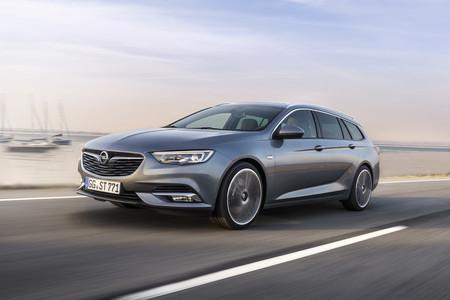 Opel Insignia Sports Tourer: ahora, con más espacio para viajar con la familia