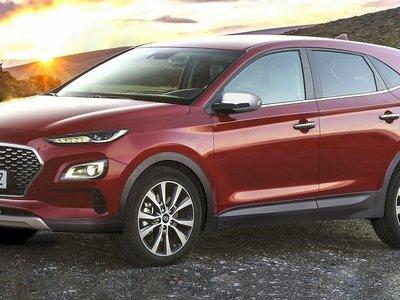 Hyundai Kona Electric: la ofensiva coreana llegará en 2018 con un SUV 100% eléctrico de 500 kms de autonomía NEDC