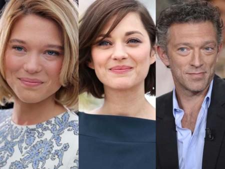 Vincent Cassel, Marion Cotillard y Léa Seydoux en lo nuevo de Xavier Dolan