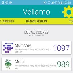 Foto 16 de 16 de la galería benchmarks-samsung-galaxy-j5-2016 en Xataka Android