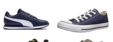 Chollos en tallas sueltas de zapatillas y zapatos Clarks, Puma, Adidas o Converse en Amazon