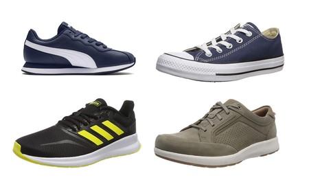 Amplificar Resplandor Pence  Chollos en tallas sueltas de zapatillas y zapatos Clarks, Puma, Adidas o  Converse en Amazon