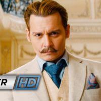 'Mortdecai', tráiler de lo nuevo de Johnny Depp