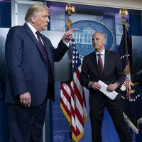 La Casa Blanca tantea la posibilidad de saltarse sus estándares sanitarios y adelantar la vacuna a noviembre