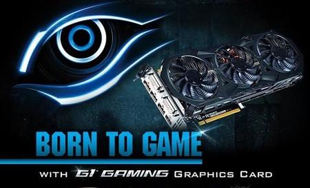 GIGABYTE GeForce GTX 980 y GTX 970 G1.Gaming vienen con disipador WindForce 3X