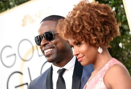 Mix and match: así se vieron las parejas mejor vestidas de los Golden Globes