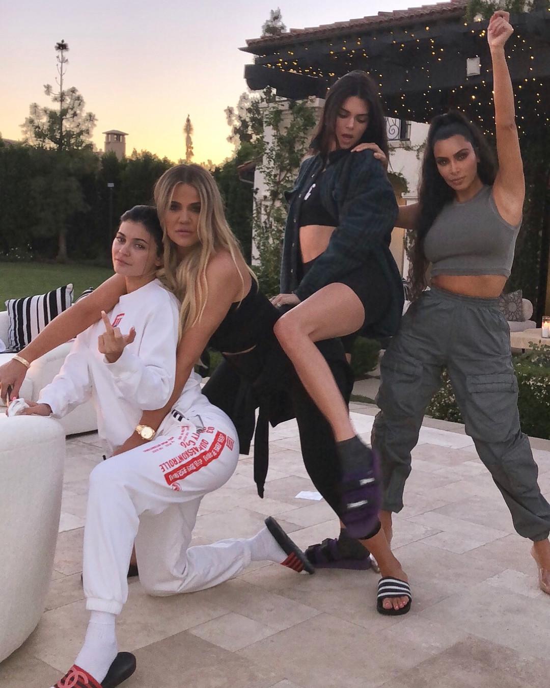 Todas Las Integrantes De La Familia Kardashian Y Sus Cambios