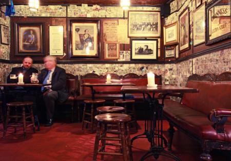 Pub The Brazen Head Dublín