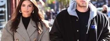 Siete blazers oversize de Asos con las que copiar el look de otoño de Emily Ratajkowski