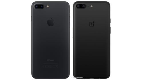 Se filtra el OnePlus 5, un iPhone 7 Plus sin manzana pero con la velocidad de un iPhone 6s