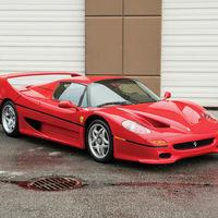 El Ferrari F50 de Mike Tyson ya ha sido subastado por una millonaria cantidad de dólares