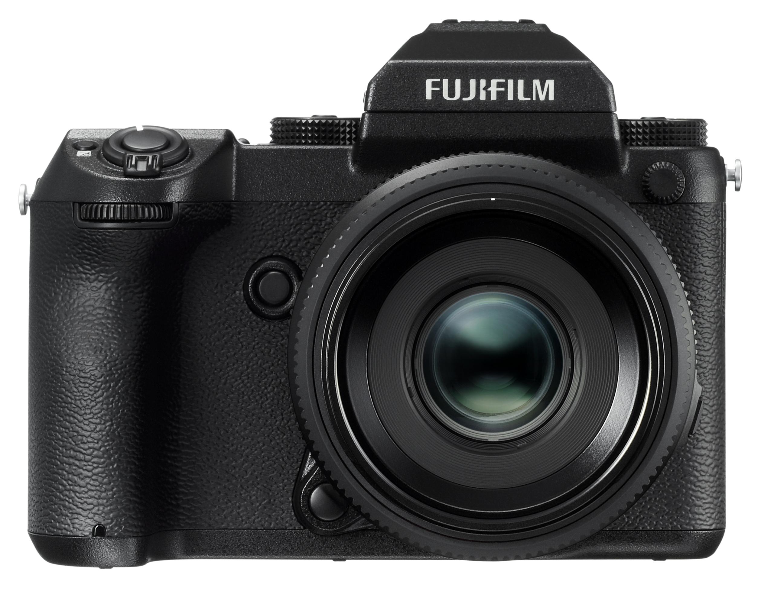 Fujifilm GFX 50S y objetivos