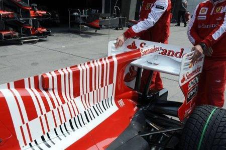 GP de España 2010: Surgen dudas sobre la seguridad del F-Duct de Ferrari