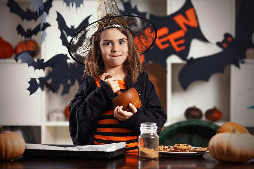 Las Mejores Manualidades Y Recetas Para Hacer Con Tus Hijos En Halloween