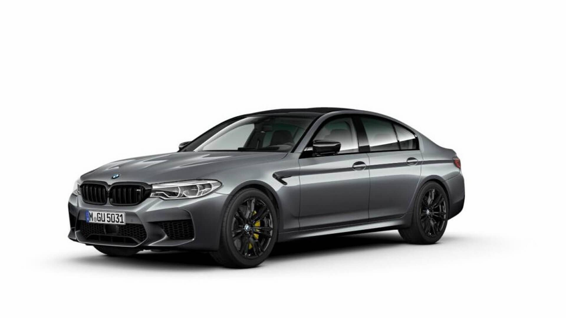 Foto de BMW M5 Competition Package (2/8)