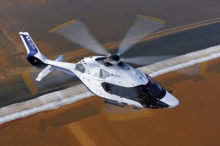 Este es el Airbus H160 de altos vuelos que ha preparado Peugeot para tus fiestas