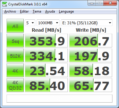 Intel SSD 510 Benchmarks