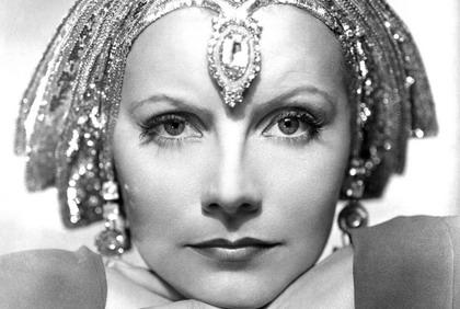 'Mata Hari', la única, la Garbo