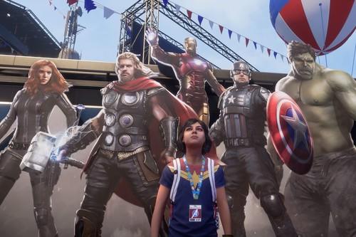 Análisis de Marvel's Avengers, un proyecto a largo plazo del nuevo videojuego de Los Vengadores que tarda demasiado en despegar