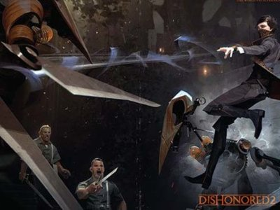 Bethesda confirma que Dishonored 2 llegará en noviembre