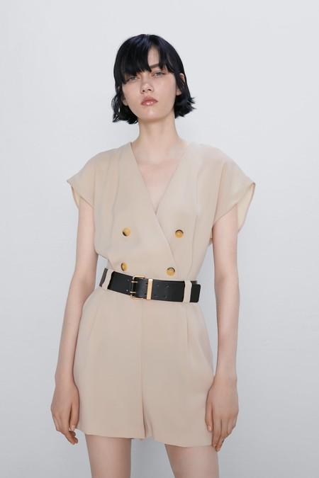 Vestido Mono Rebajas 2020 Zara Verano 04