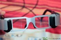 Lumus: gafas de alta definición transparentes y cómodas de llevar