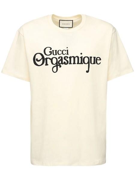 Camiseta Gucci Chico 1