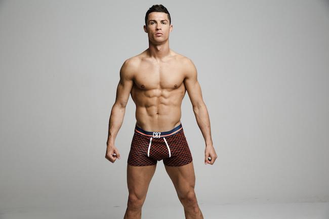 CR7 Underwear Otoño-Invierno 2015