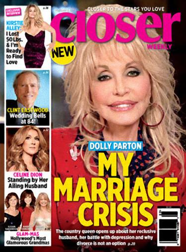Dolly Parton... ¿pero esta mujer sigue viva?