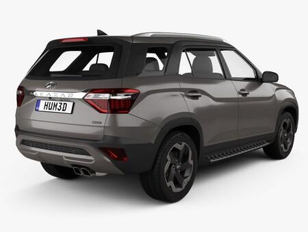 Hyundai Creta Grand Precio Mexico 4