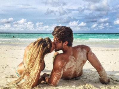 Entre México y Cuba: así ha sido la luna de miel por todo lo alto de Mariano di Vaio