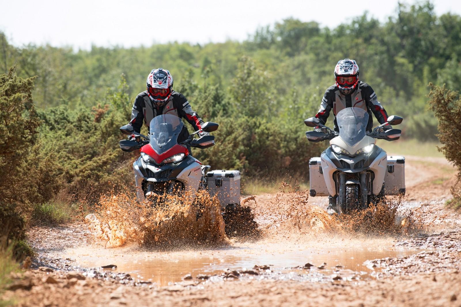 Foto de Ducati Multistrada 1260 Enduro 2019 (63/68)