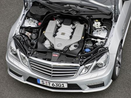 Mercedes Benz E 63 Amg Estate
