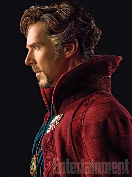 Foto de 'Doctor Strange', primeras imágenes oficiales (6/7)