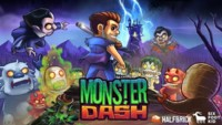 Halfbrick Studios lanza el popular Monster Dash en Google Play