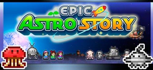 EpicAstroStory,gestionatucoloniaespacialenlonuevodeKairosoft